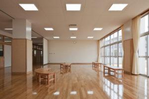 公共建築イメージ 成田市立公津の杜小学校 ワークスペース