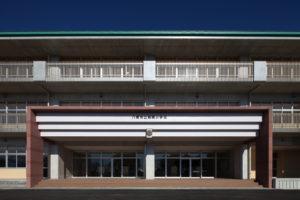 公共建築イメージ 八街市立朝陽小学校