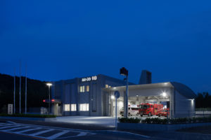 公共建築イメージ 消防署