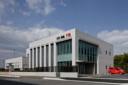 白井消防署庁舎【白井市】