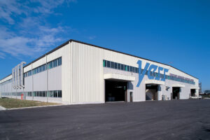 システム建築専用工場-横河システム建築千葉工場